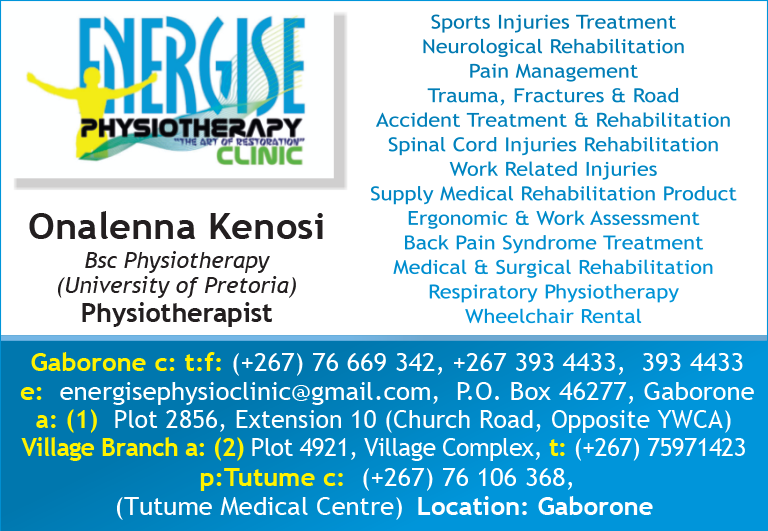 Energise Physiotherapy